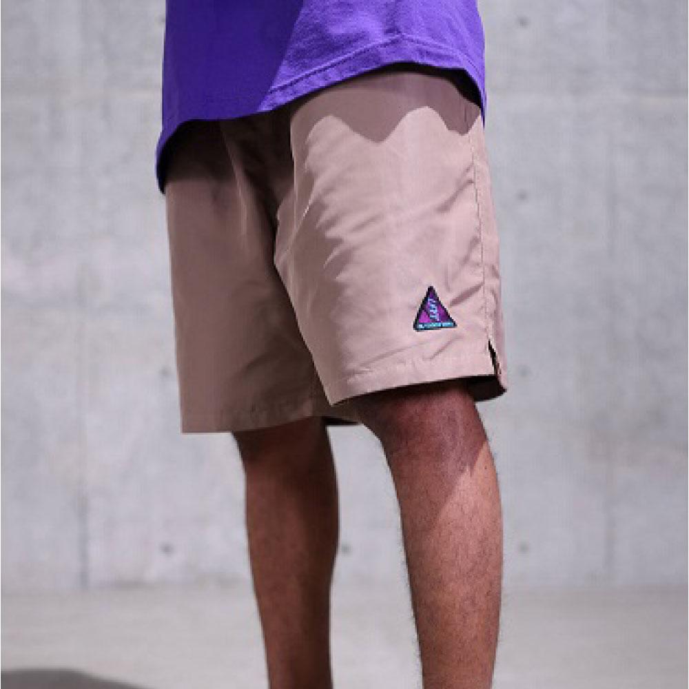 画像1: Outdoor Logo Shorts アウトドア メッシュ ポケット イージー ショーツ (1)
