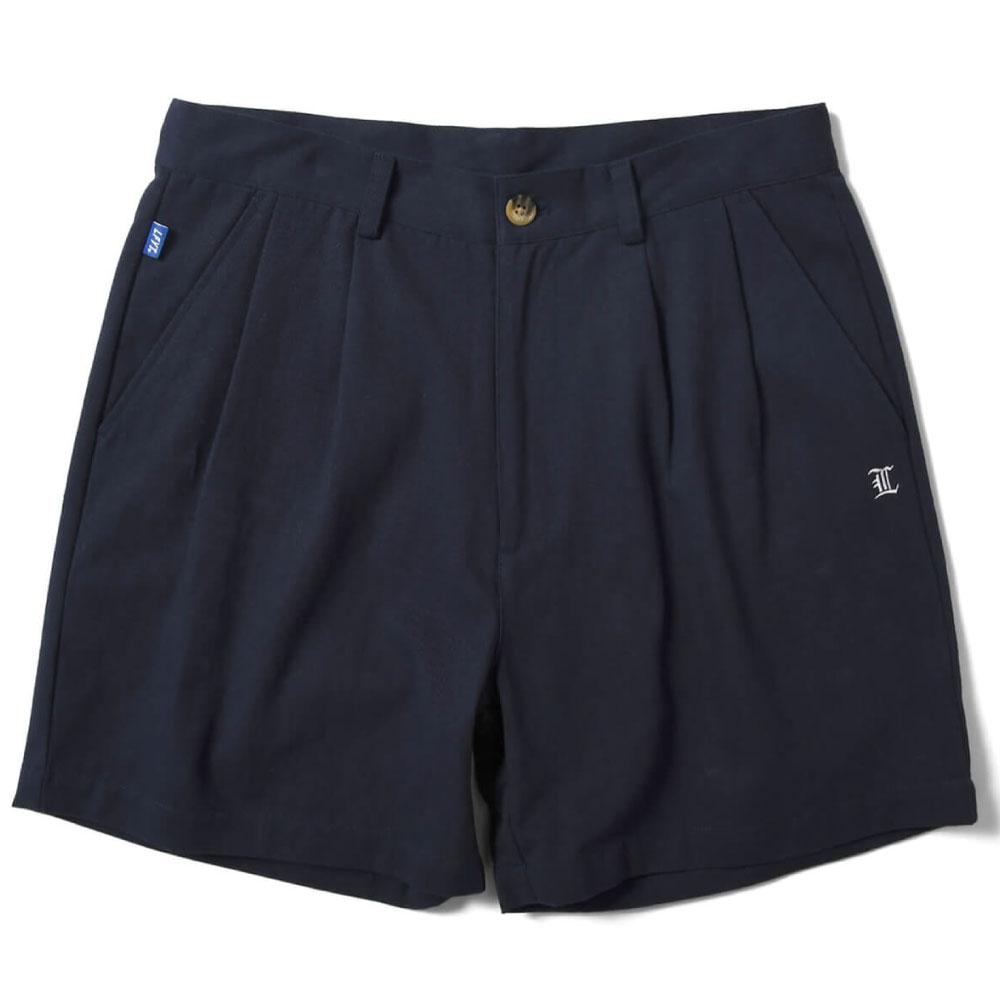 画像1: Wide Chino Shorts タック ワイド チノ ショーツ (1)