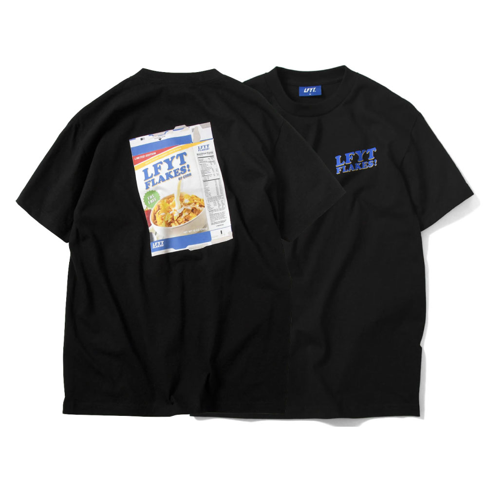 画像1: Flakes! S/S T-Shirt Tee 半袖 Tシャツ (1)