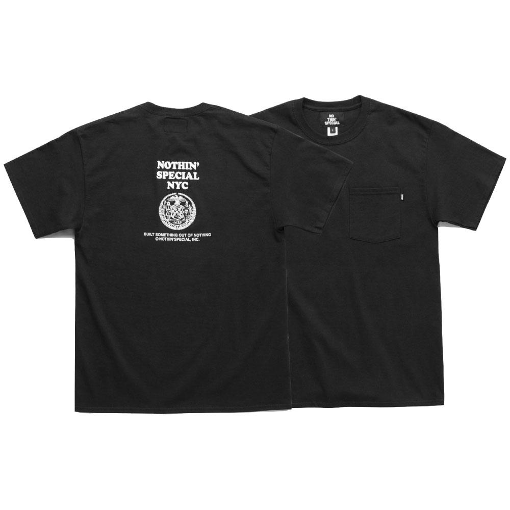 画像1: Company Pocket S/S Tee 半袖 ポケット Tシャツ (1)