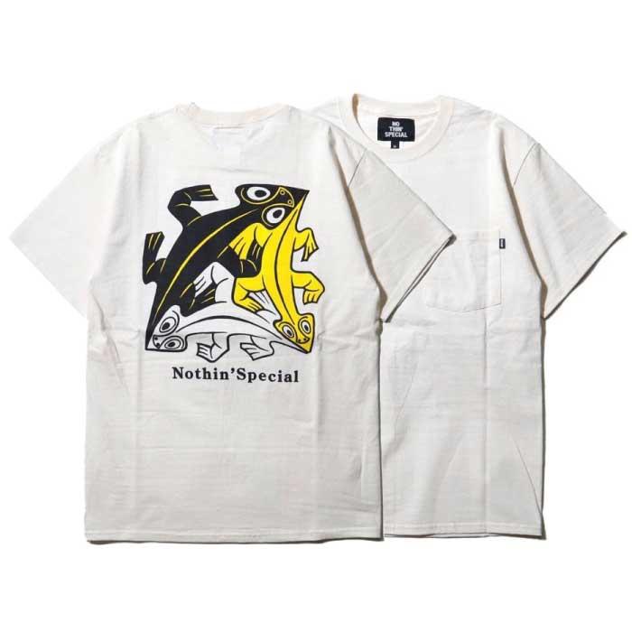 画像1: Illusion Pocket S/S Tee 半袖 ポケット Tシャツ (1)