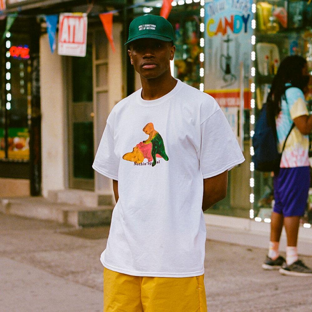 画像1: Gummy Dinos S/S Tee 半袖 Tシャツ (1)