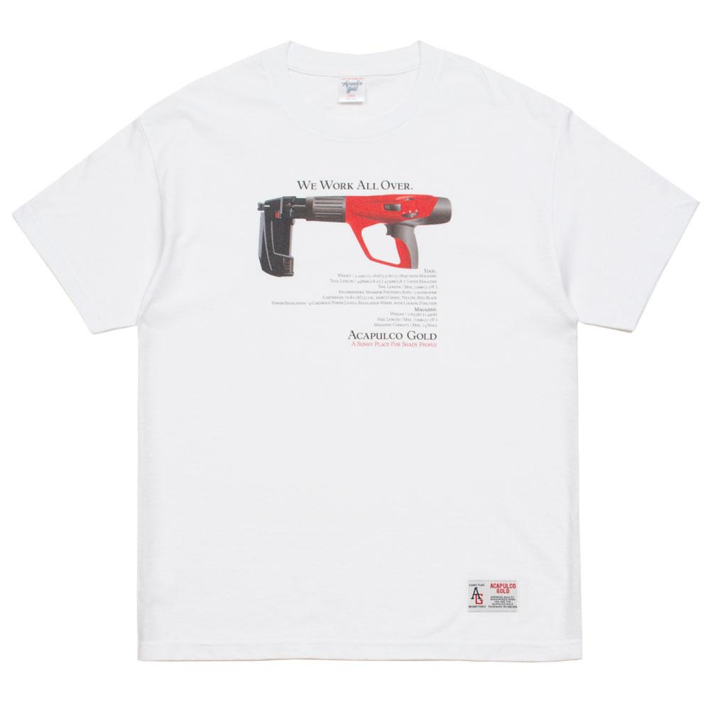 画像1: Emoji S/S Tee 半袖 Tシャツ White (1)