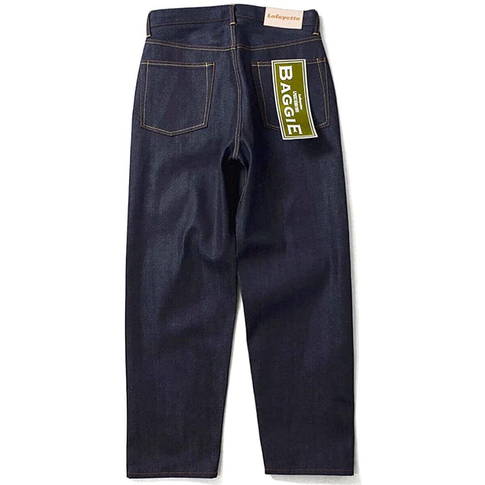 画像1: 5 Pocket Denim Pants Baggie Fit デニム パンツ バギー フィット (1)
