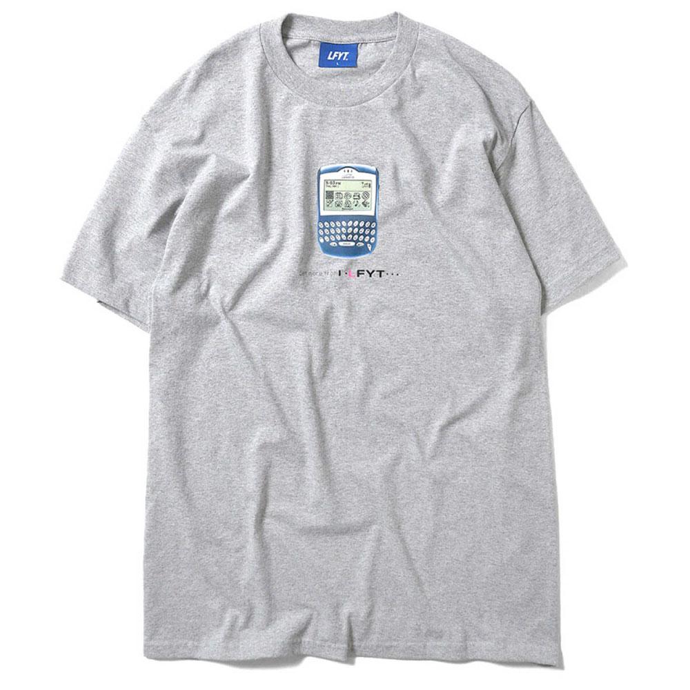 画像1: Full Keyboard S/S Tee フル キーボード 半袖 Tシャツ Heather Gray (1)