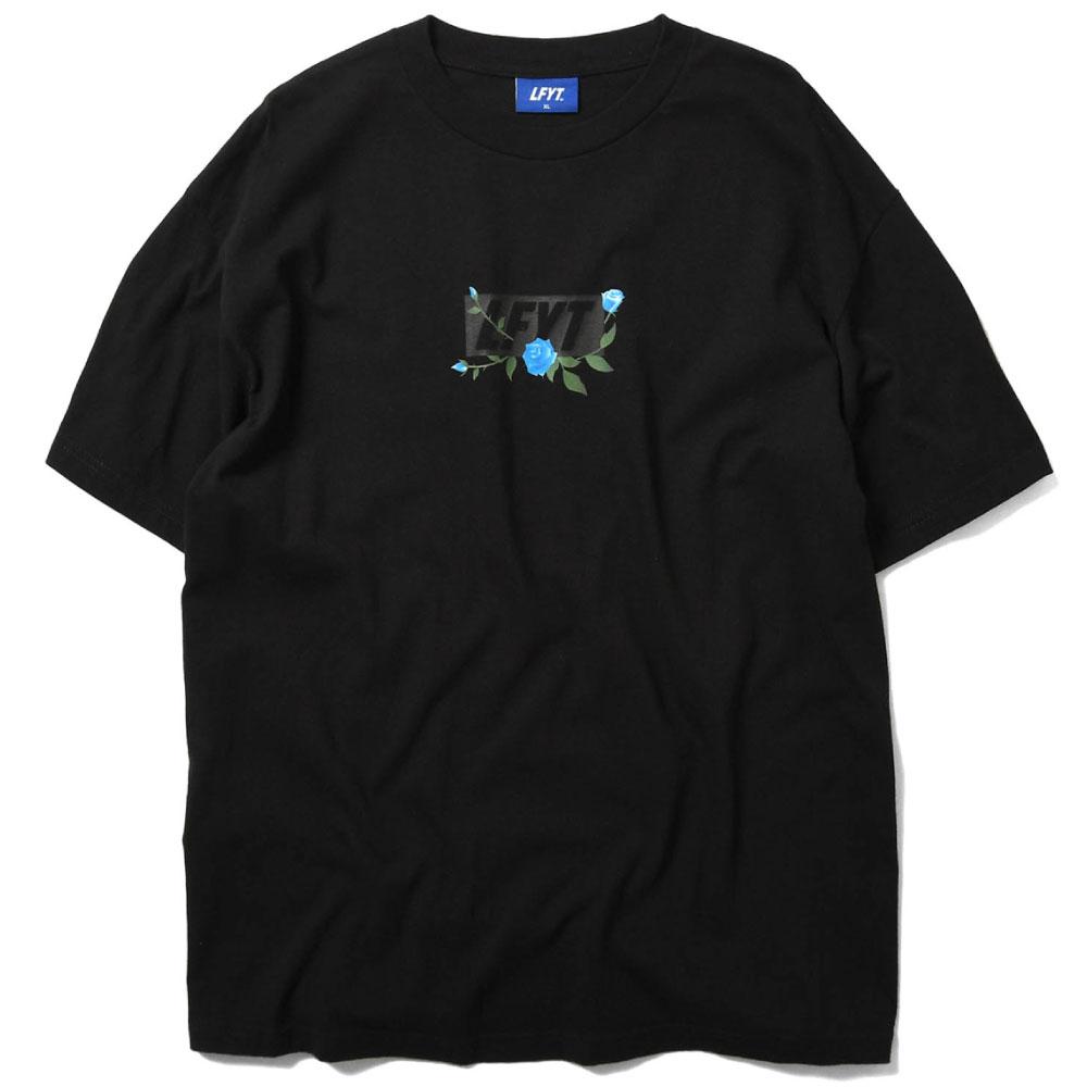 画像1: Rose Box S/S Tee 半袖 Tシャツ Black (1)