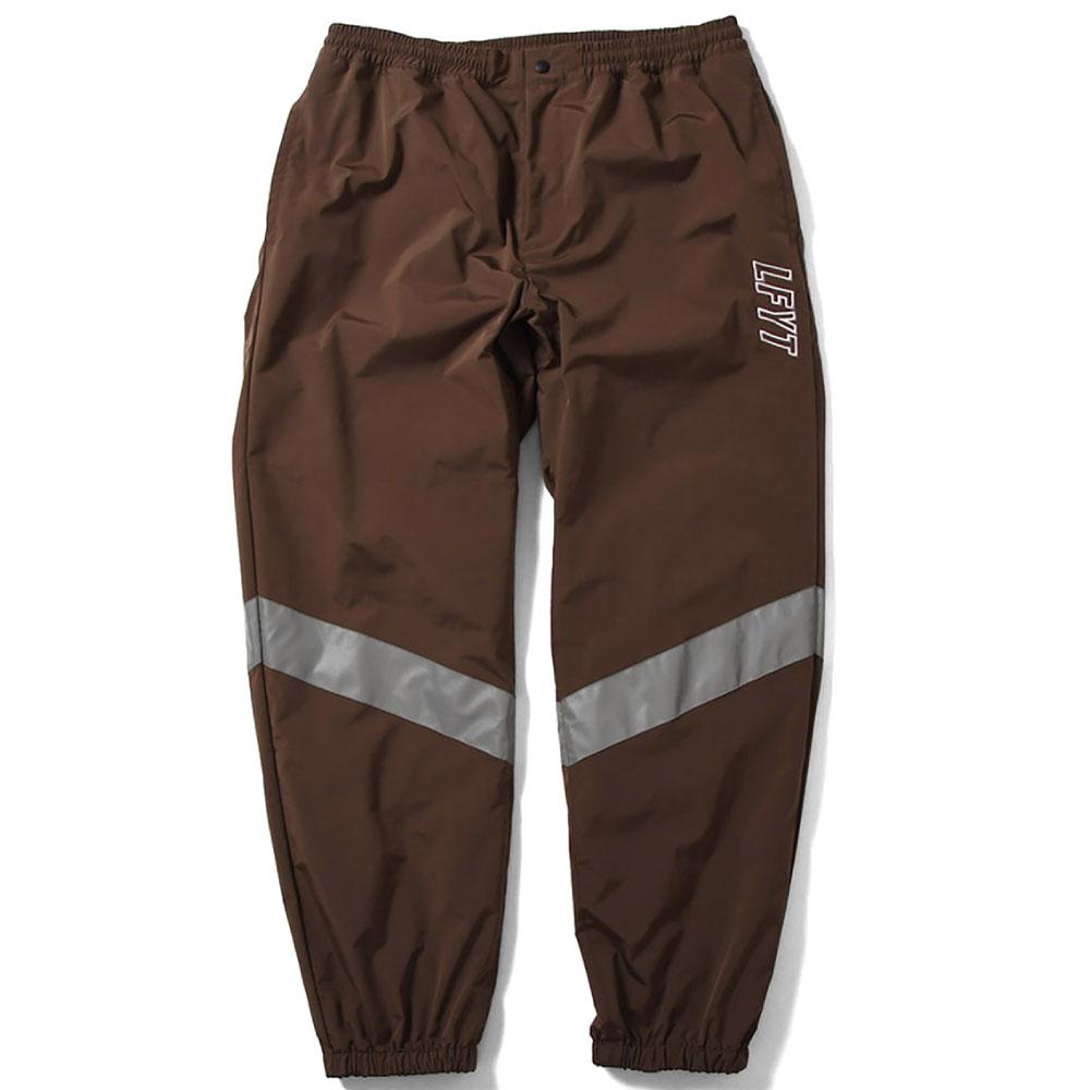 画像1: Reflector Track Pants トラック パンツ Brown (1)