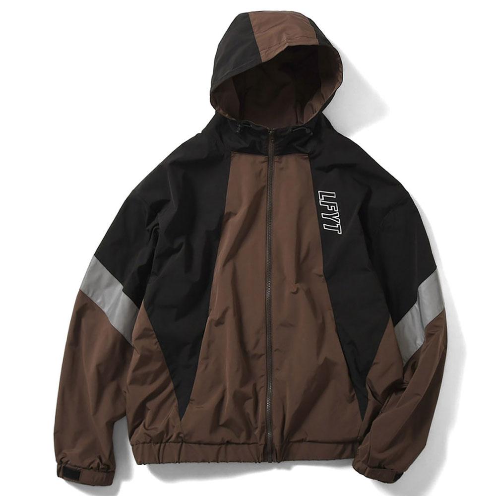 画像1: Reflector Track Jacket トラック ジャケット Brown (1)